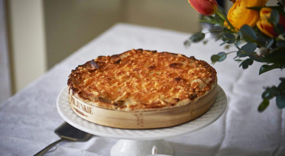 scalloped potato pie