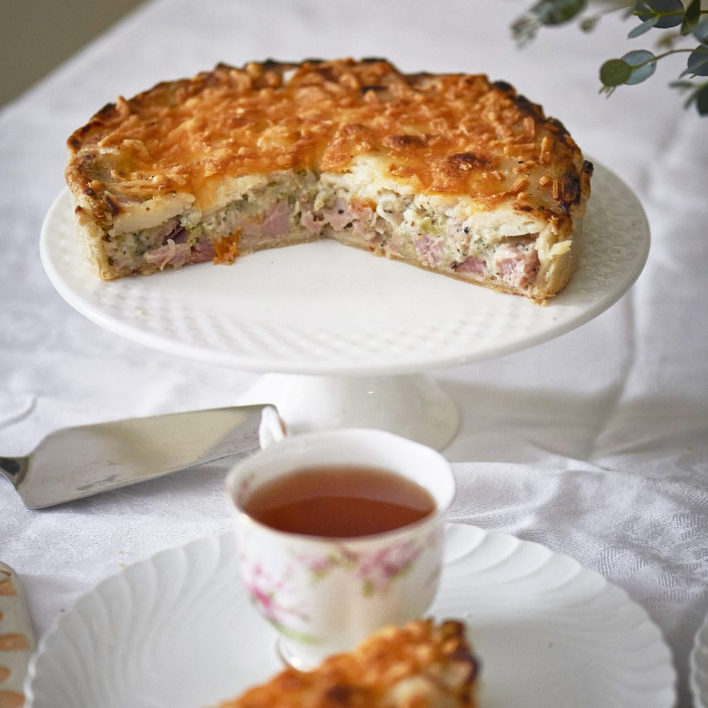 scalloped potato pie_2